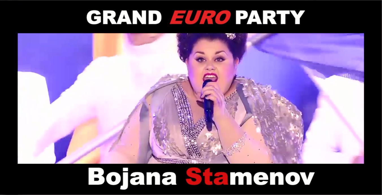 Bojana Stamenov будет выступать на Grand Euro Party