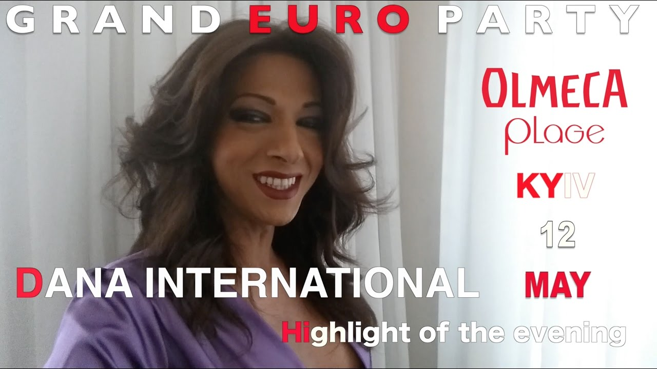 Dana International Grand Euro Party