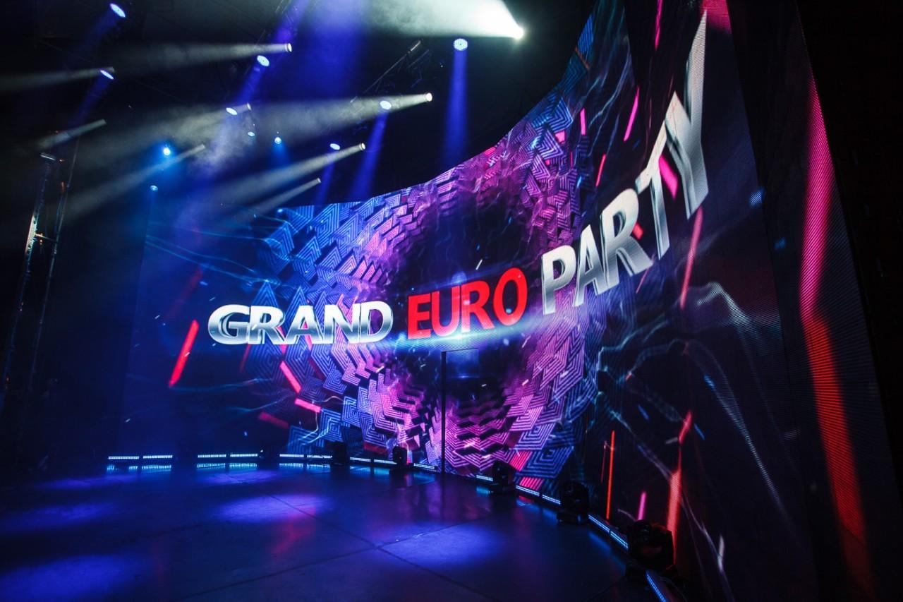 Эдуард Романюта: «На Grand Euro Party было круто!»